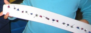 Patriotic Star Pattern