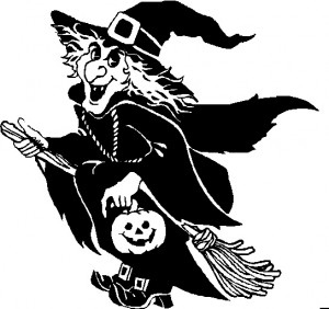 The Feet on the Witch – A Halloween Song