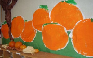 Five Little Pumpkins – A Halloween Poem