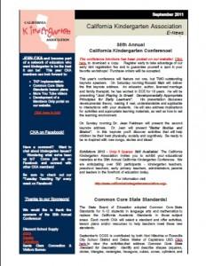 September E-News