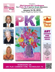 2015 PK1 Conference Brochure Cover