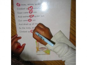 Searching for Sight Words