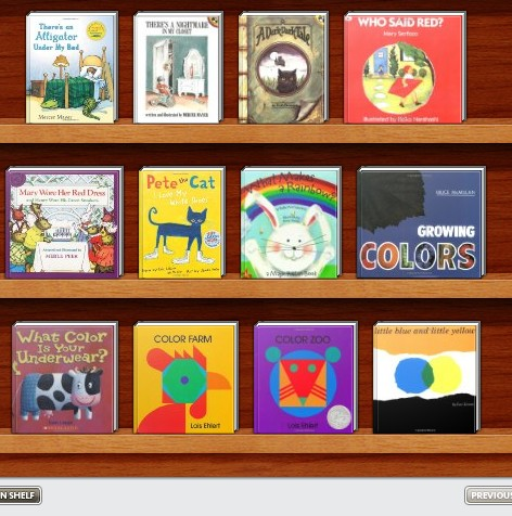 Make Your Shelves Colorful with These Great Books for Teaching Colors