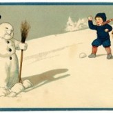I'm a Little Snowman – A Wintery Song for Cold Kindergarten Days