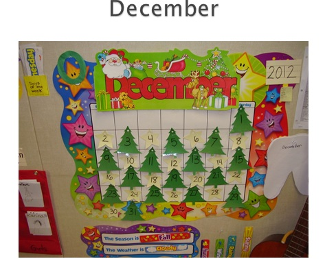 Transitional Kindergarten with Debra Weller – December