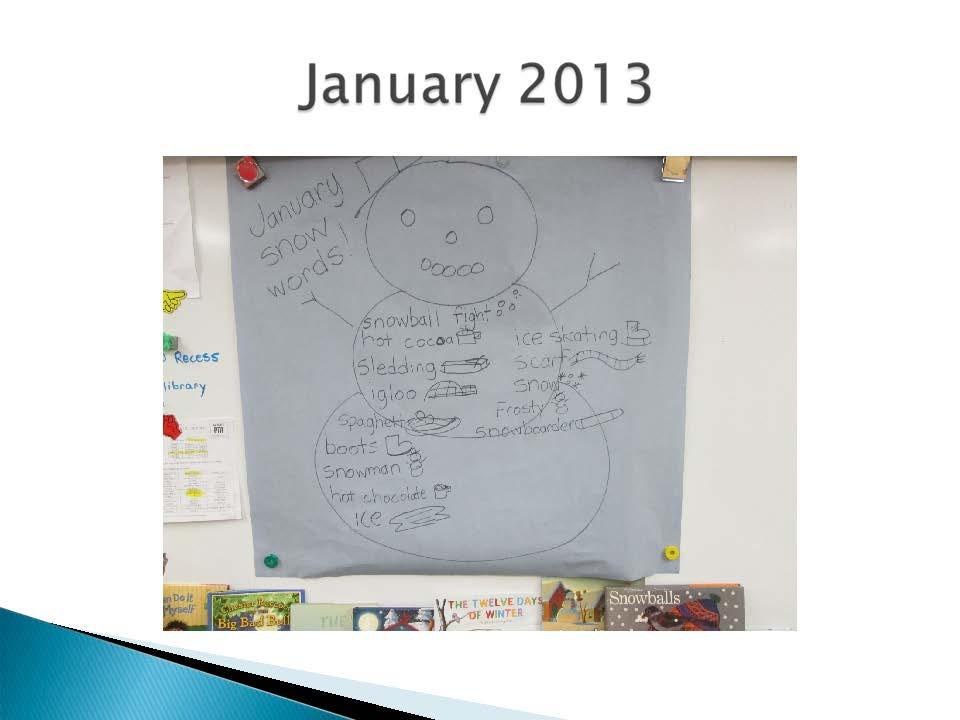 Transitional Kindergarten with Debra Weller – January