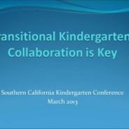 TK PowerPoint Presentation & Resources List at SCKC