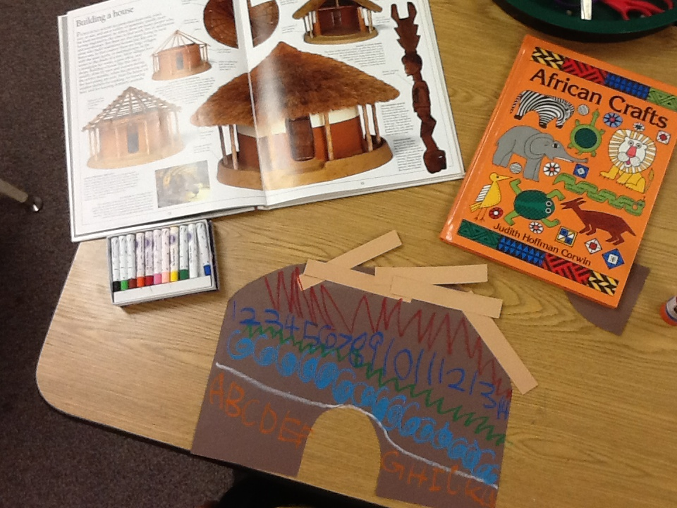 Transitional Kindergarten Takes a Field Trip… to Africa!