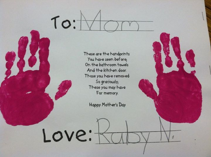 it s mother s day in kindergarten california