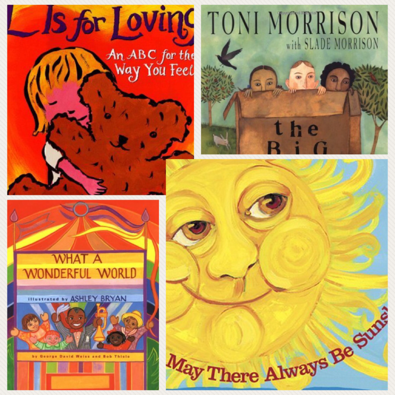 What a Wonderful New Year it Will Be – With These Books and Ideas!