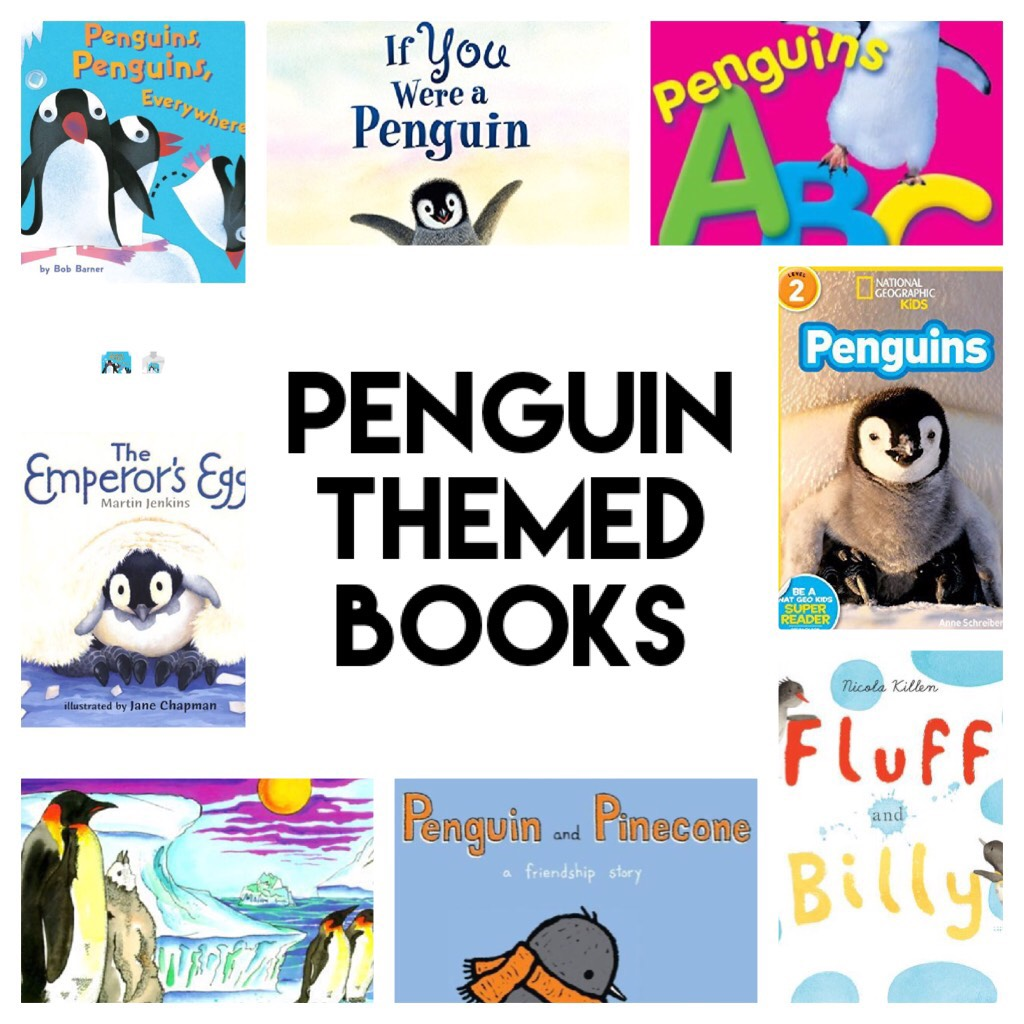 Winter Comes to Transitional Kindergarten – Penguin Books to Chill Your Shelves