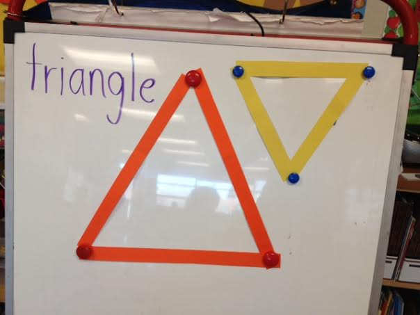 Hands on Triangles