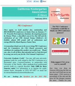 February 2014 Enews_Page_1
