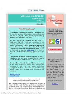 March 2014 Enews_Page_1