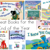 End of the Year Books – New and Improved!