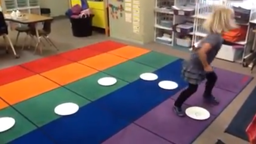 Stepping Stones to ABCs!