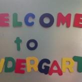 Welcome to TK/Kindergarten!
