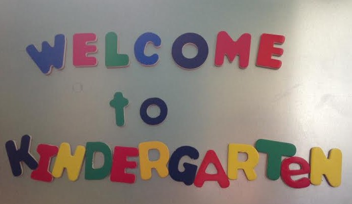 Welcome to TK/Kindergarten!