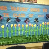 April Showers Bring May Bulletin Boards