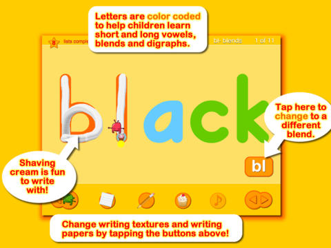Heidi's Favorite Alphabet Apps - Touch and Write Phonics