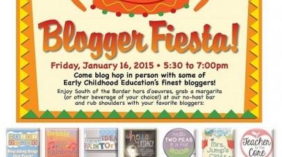 Blogger Fiesta