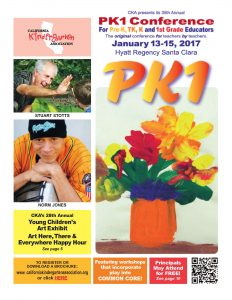 2017 PK1 Conference brochure COVER