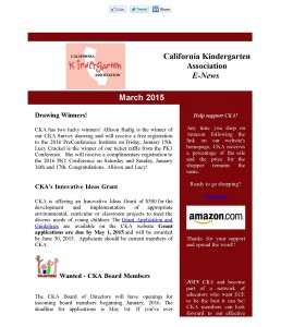 March 2015 Enews 1