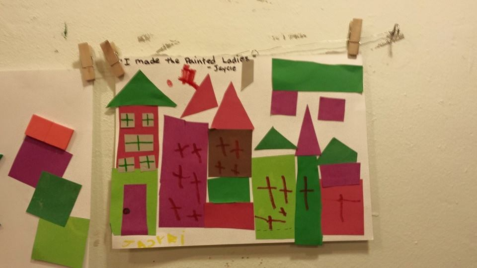 Integrating Math, ELA and Art with the Painted Ladies