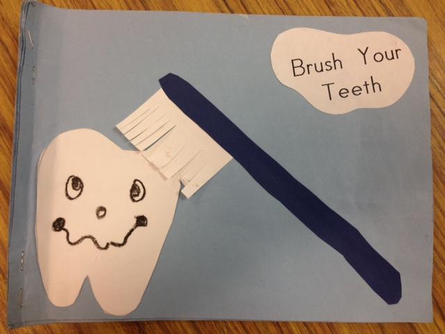 Healthy Teeth Book Cover