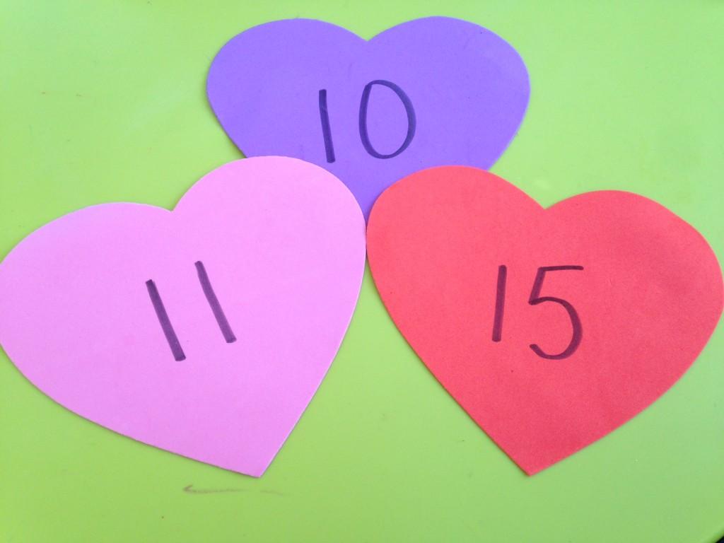 Valentine's Hands on Activities
