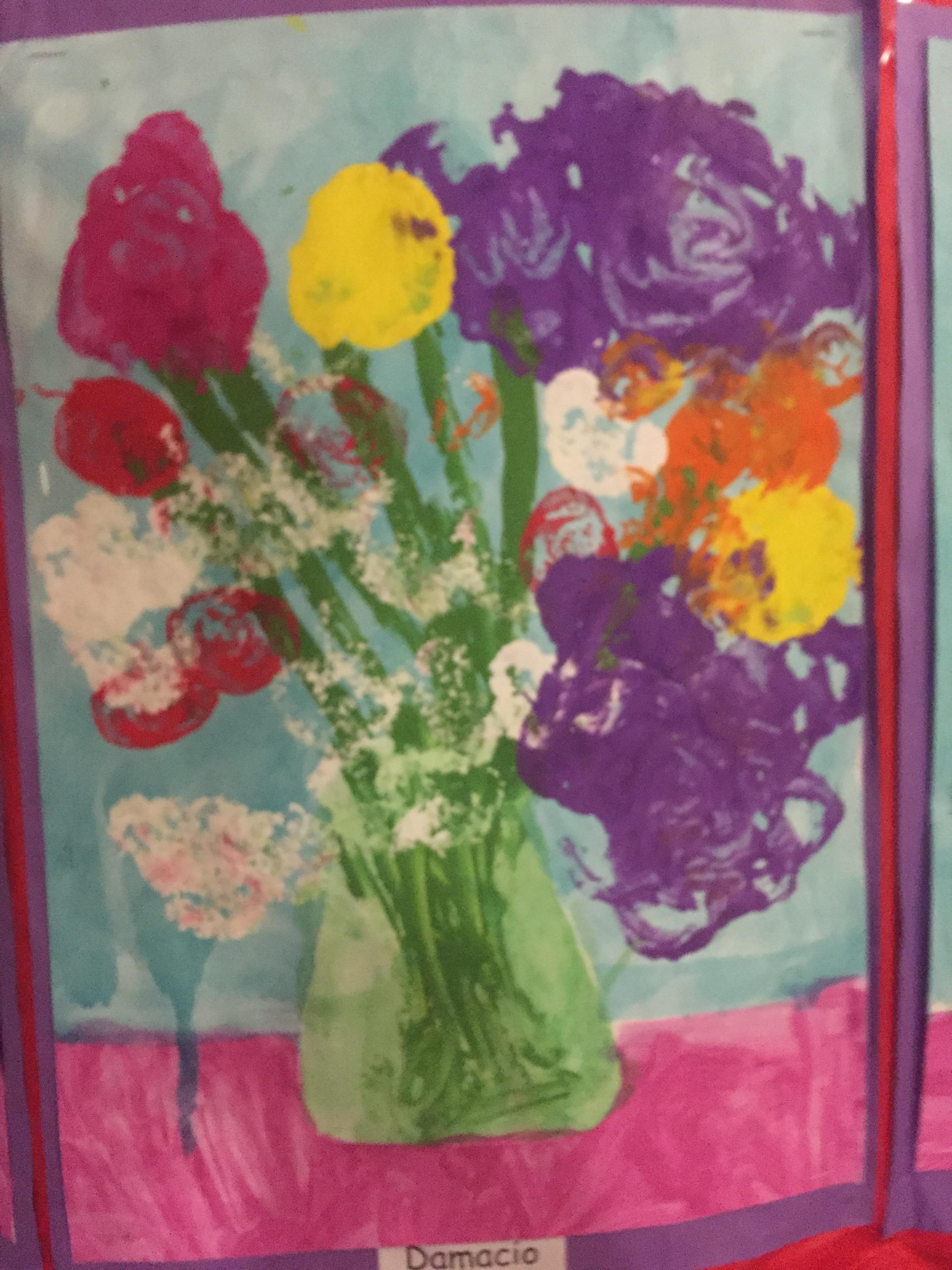 April Showers Bring Spring Flowers!