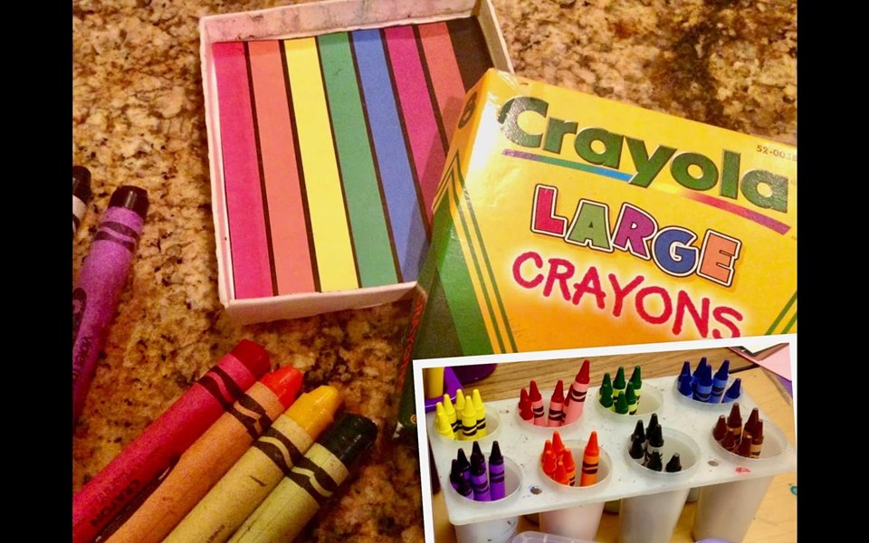 My Crayon Confession