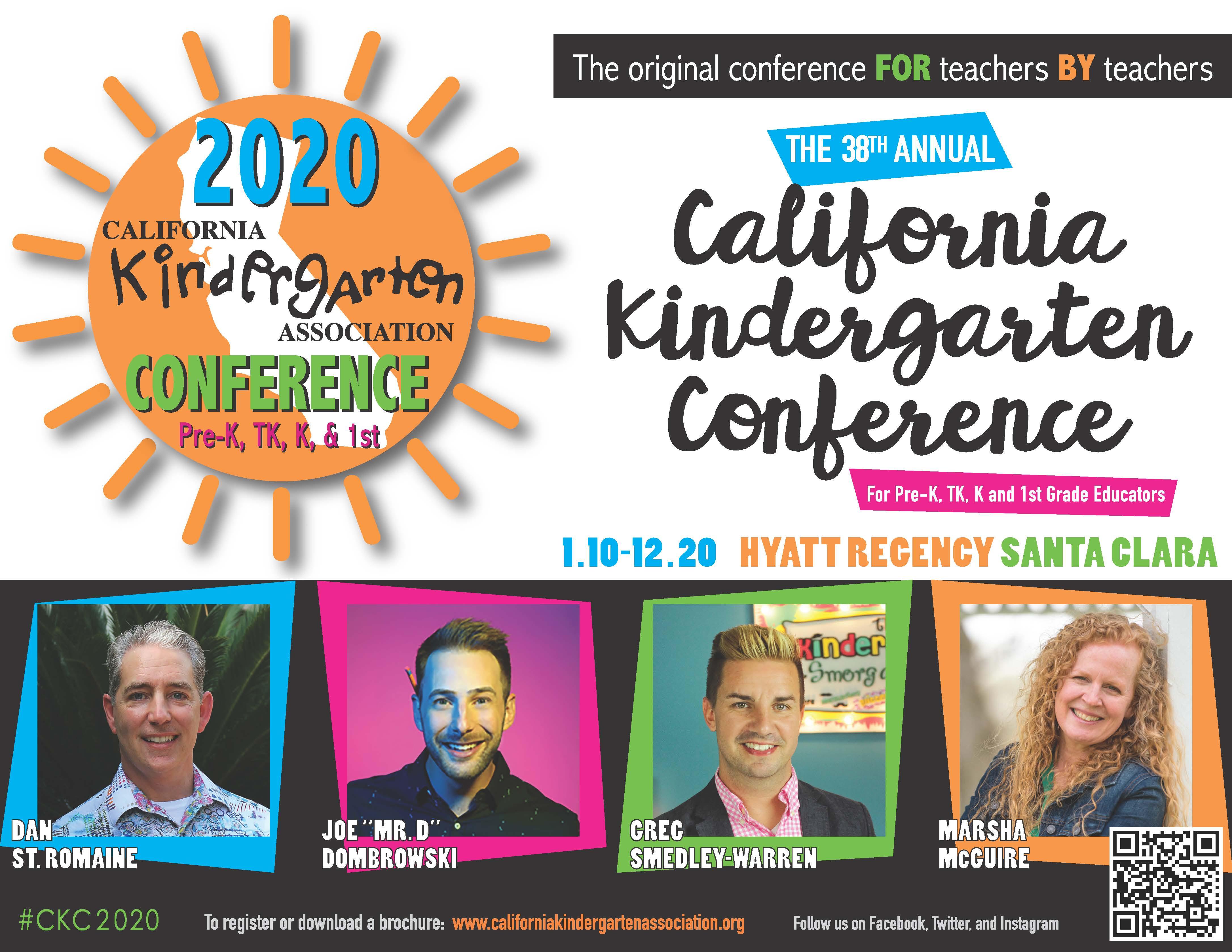 California Kindergarten Conference | California Kindergarten